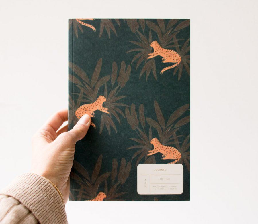 Journal - Guépard season paper - maison mathuvu