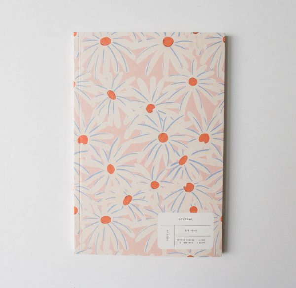 Journal - Daisy season paper - maison mathuvu