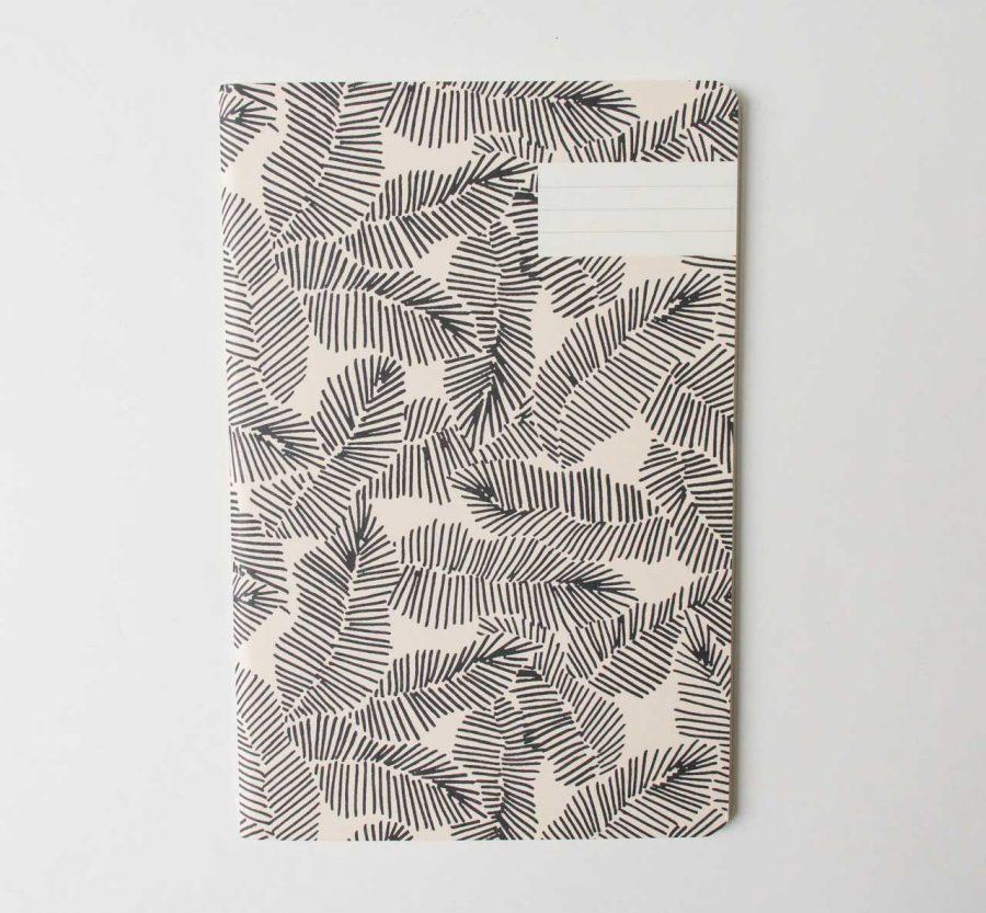 Carnet - Froufrou season paper - maison mathuvu