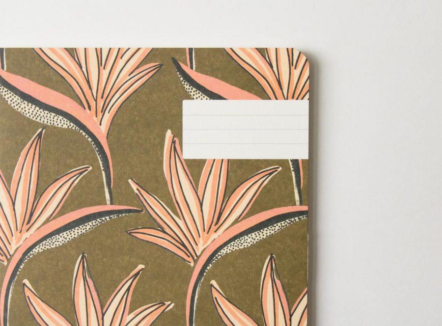 Carnet - Paradis season paper - maison mathuvu