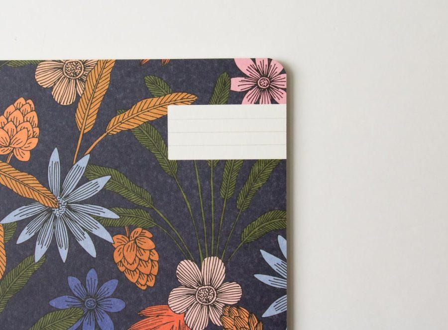 Carnet - Luxuriance season Paper - maison mathuvu