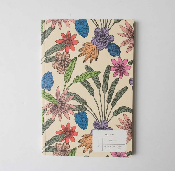 Journal - Luxuriance season paper - maison mathuvu