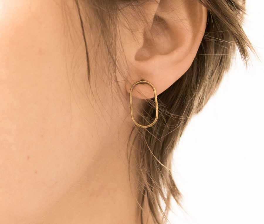 Boucles d'oreilles - Aria maison mathuvu