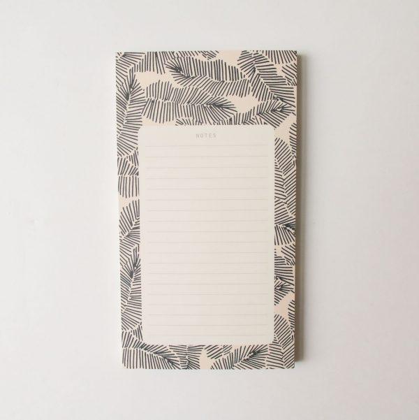 Bloc-notes - Froufrou sesaon paper - maison mathuvu