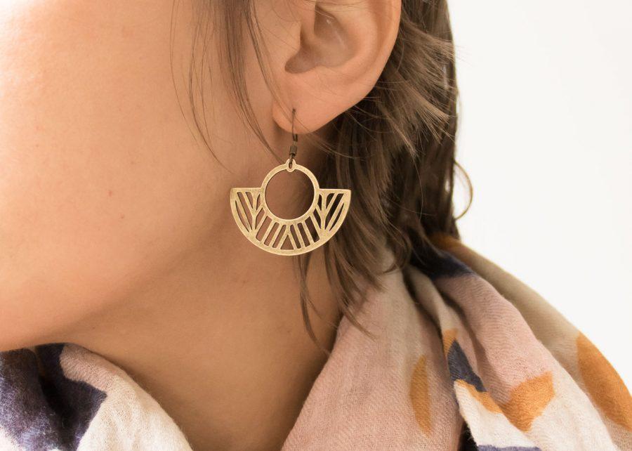 Boucles d'oreilles - Aisha maison mathuvu