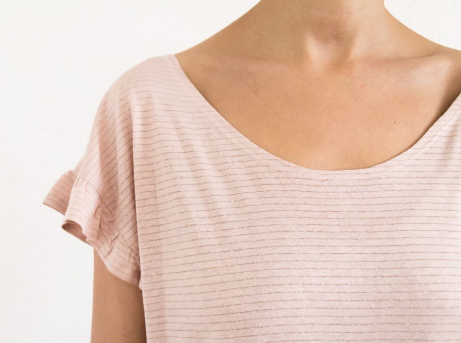 Tee shirt - Nude emile et ida - maison mathuvu