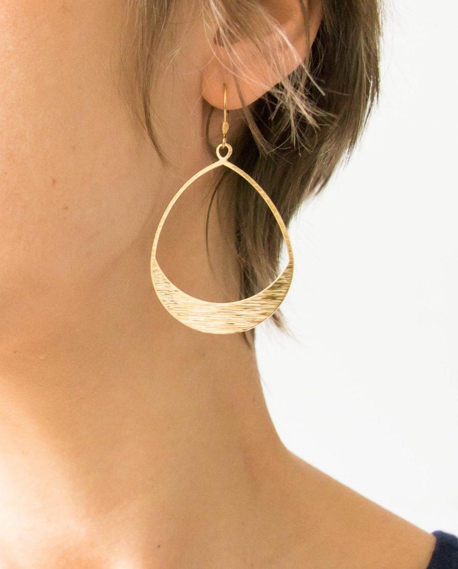 Boucles d'oreilles - Geni maison mathuvu