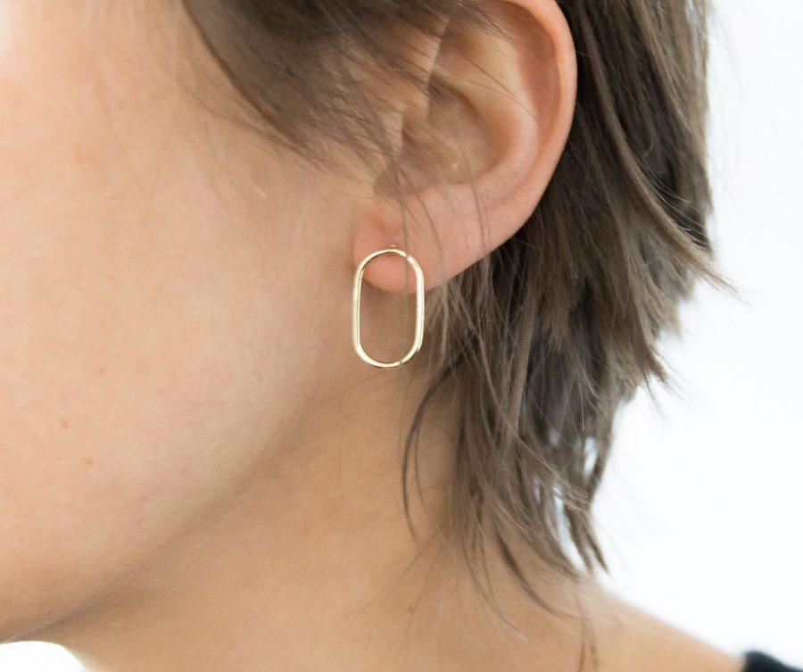 Boucles d'oreilles - Dina maison mathuvu