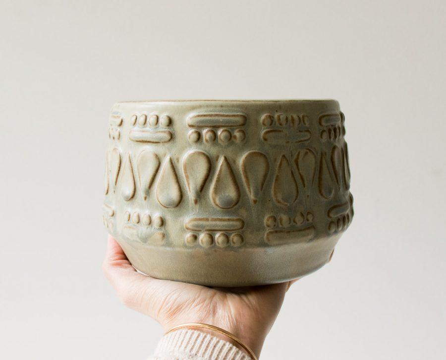 Cache-pot - Aztec Bloomingville Maison Mathûvû