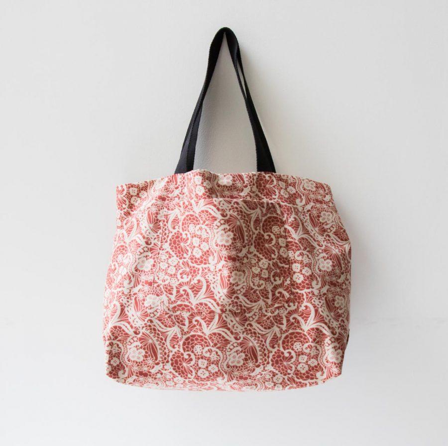 Cabas Lexa - Floral Maison mathuvu