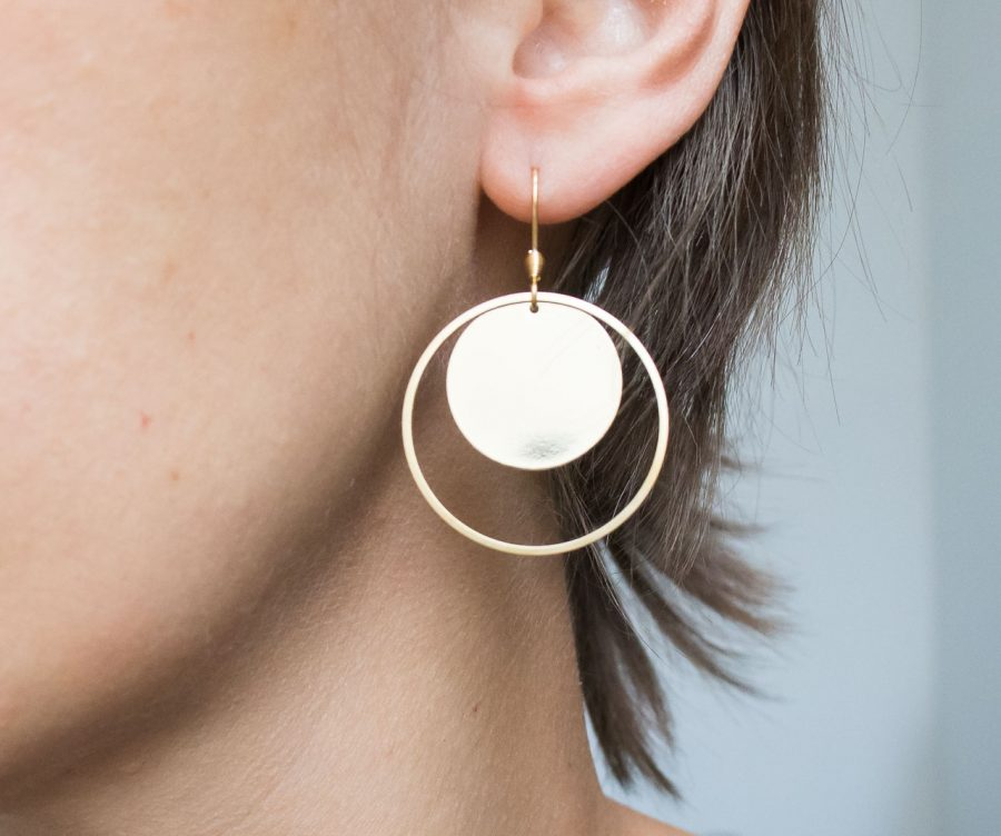 Boucles d'oreilles - Rima Maison mathuvu