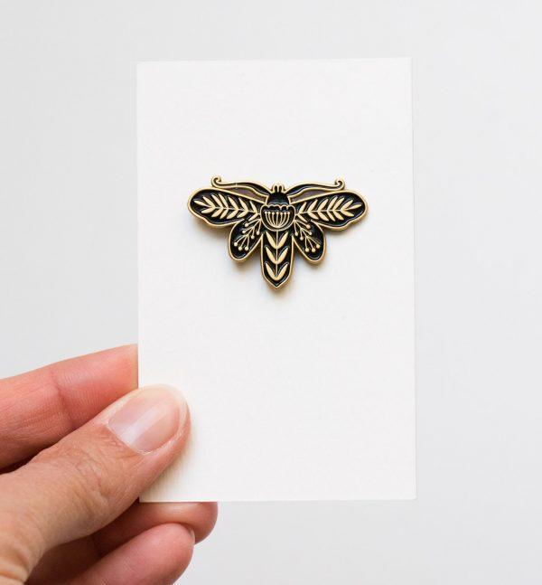 Broche - Papillon Maggie magoo - maison mathuvu
