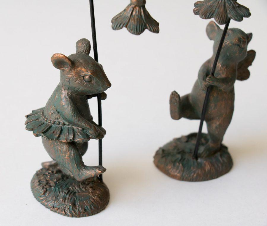 Set 3 souris chehoma - maison mathuvu