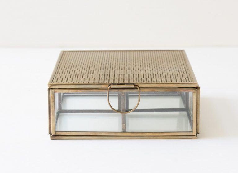 Boîte 4 compartiments - Miroir chehoma - maison mathuvu