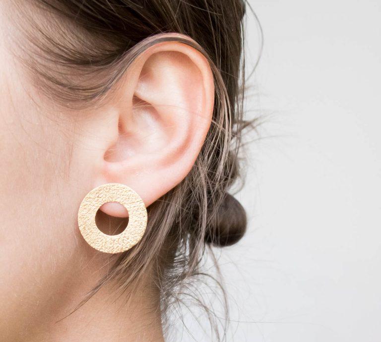 Boucles d'oreilles - Hateya Stanka Mila - maison mathuvu