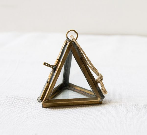 Mini boîte - Pyramide nkuku - maison mathuvu