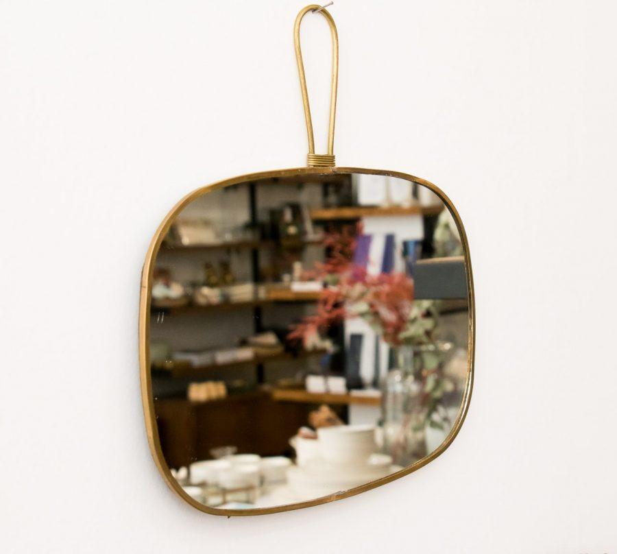 Miroir - Organique Meraki - maison mathuvu