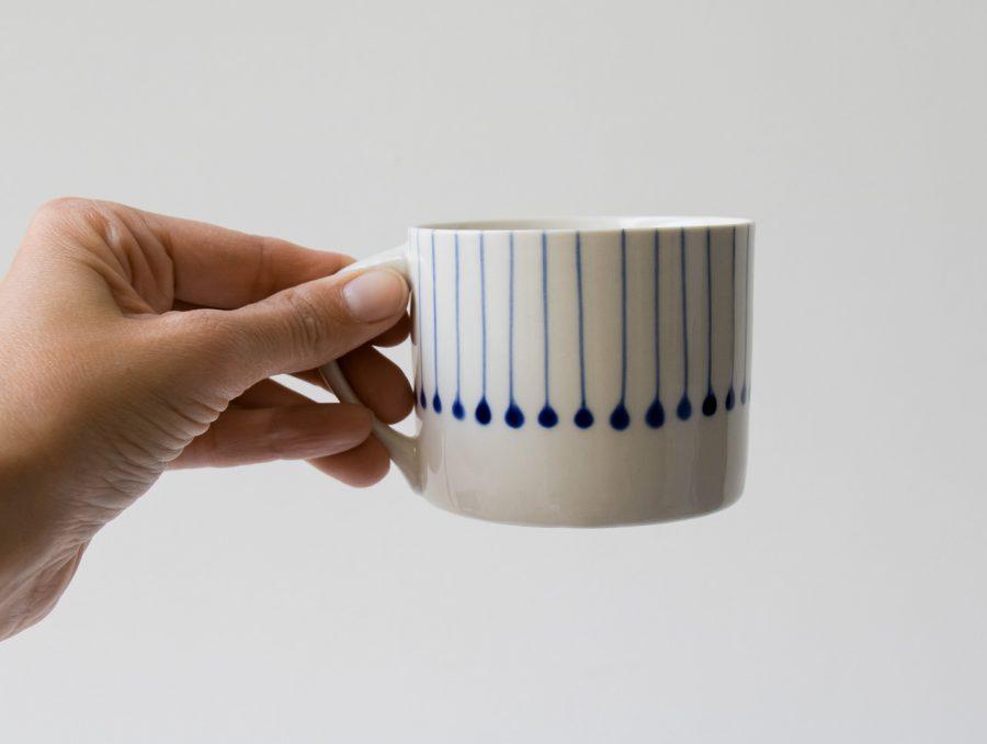 Petite tasse goutte - Iba nkuku - maison mathuvu