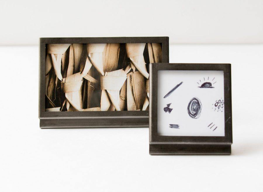 Cadre à poser en métal Chehoma - maison mathuvu