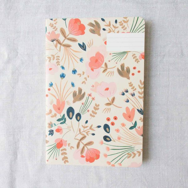 Carnet - Fleurs sauvages Season paper - maison mathuvu