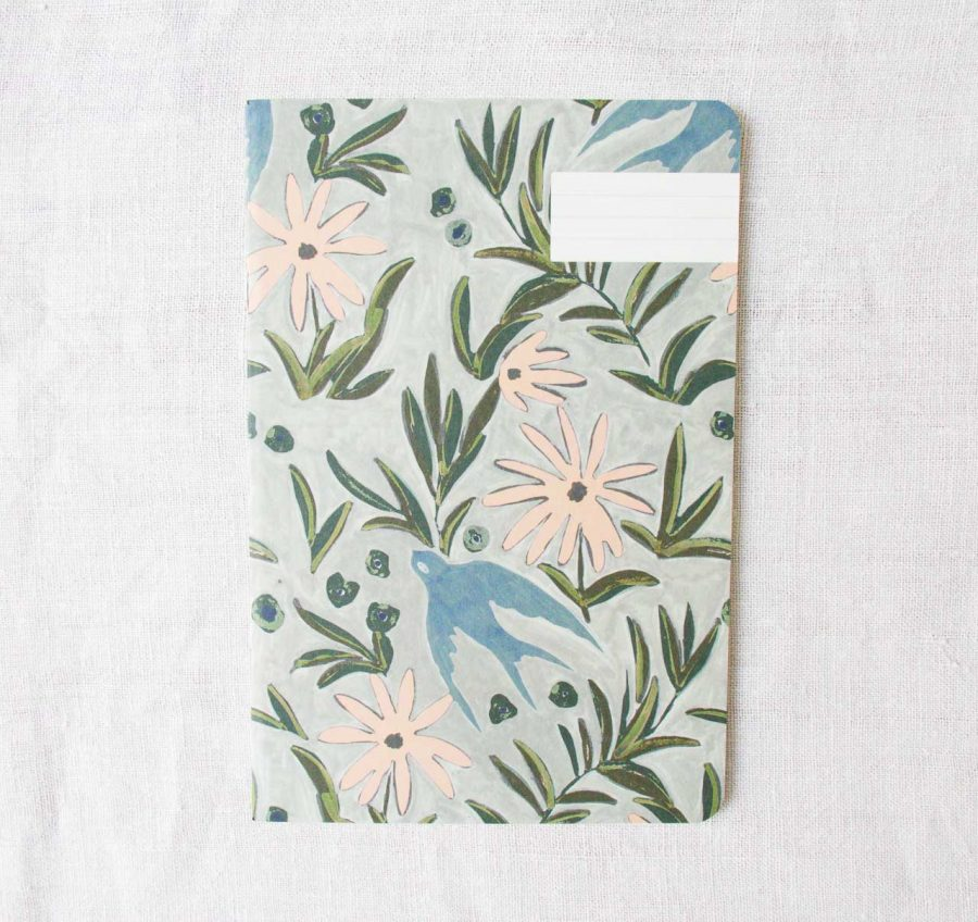 Carnet - Envolée season paper - maison mathuvu