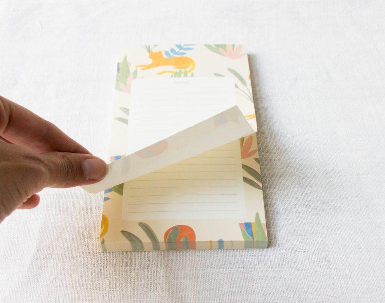 Bloc-notes - Songe Season paper - maison mathuvu