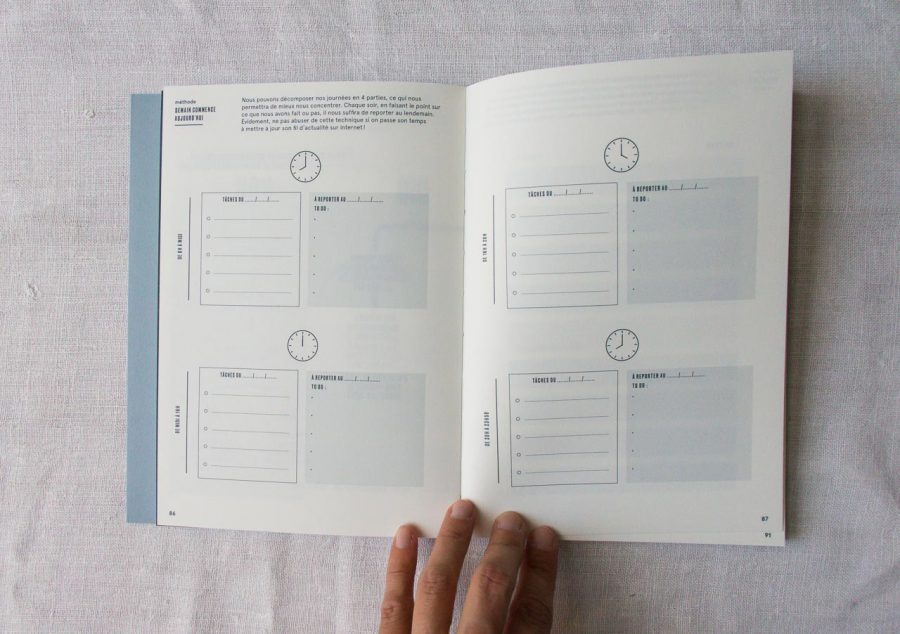 Carnet du temps 23 Heures 59 éditions - maison mathuvu
