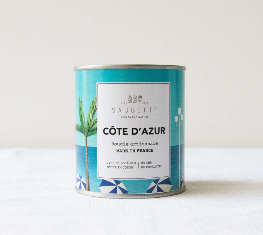 Bougie - Côte d'azur Saugette - maison mathuvu