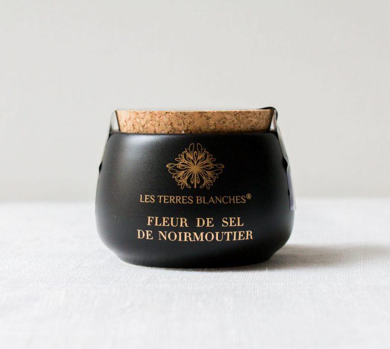 Fleur de sel de Noirmoutier Les terres blanches - maison mathuvu