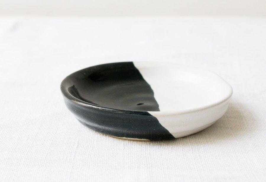Coupelle Yaya - Noir et blanc Maison Mathuvu