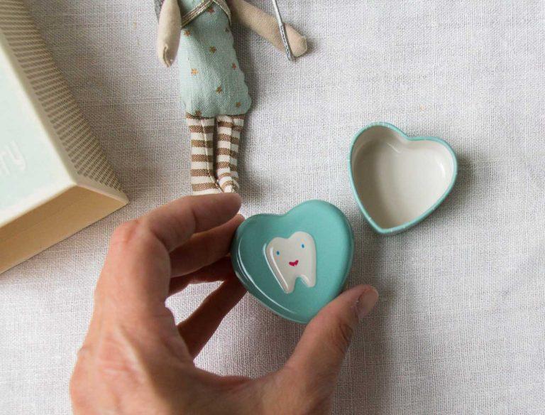 Fée des dents - Garçon Maileg - maison mathuvu