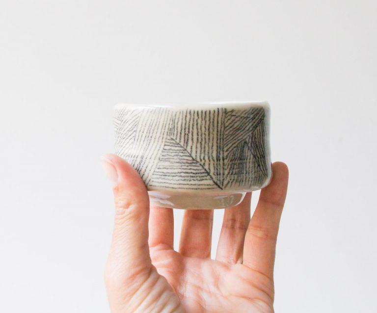 Cache-pot Tray - Crayon maison mathuvu