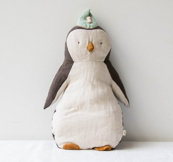 Peluche - Pingouin Maileg - maison mathuvu