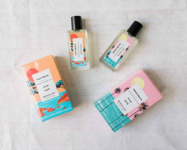 Parfum Mix & Match - Edition Summer #1 Berdoues - maison mathuvu