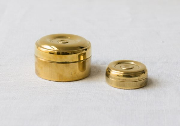 Mini boîte ronde Meraki - maison mathuvu