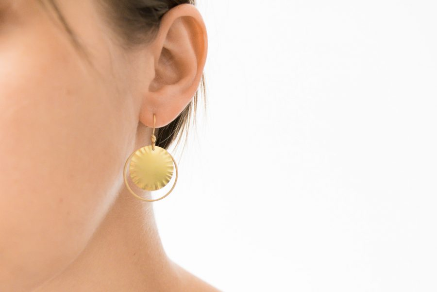 Boucles d'oreilles - Ulri Maison Mathûvû