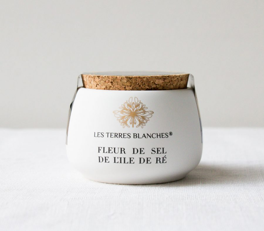 Fleur de sel de l'île de Ré Les terres blanches - maison mathuvu