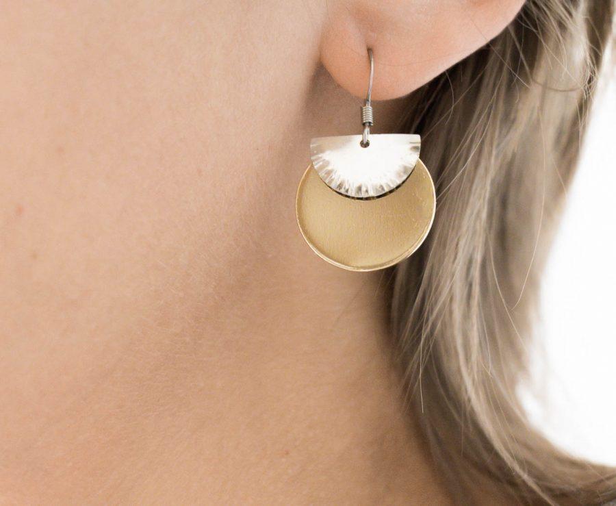 Boucles d'oreilles – Stev Maison Mathûvû