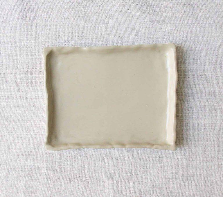Vide-poche rectangulaire - Brut maison mathuvu