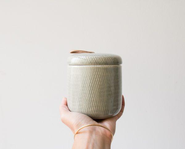Pot Claribel - Vert Lene bjerre - maison mathuvu