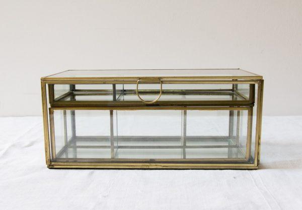 Boîte à bijoux à compartiments Madam Stoltz - maison mathuvu