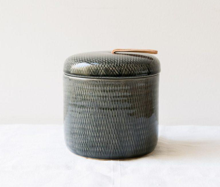Pot Claribel - Gris Lene bjerre - maison mathuvu
