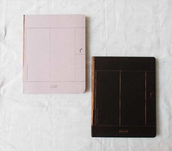 Notebook A5 - Lin Tinne + Mia - maison mathuvu
