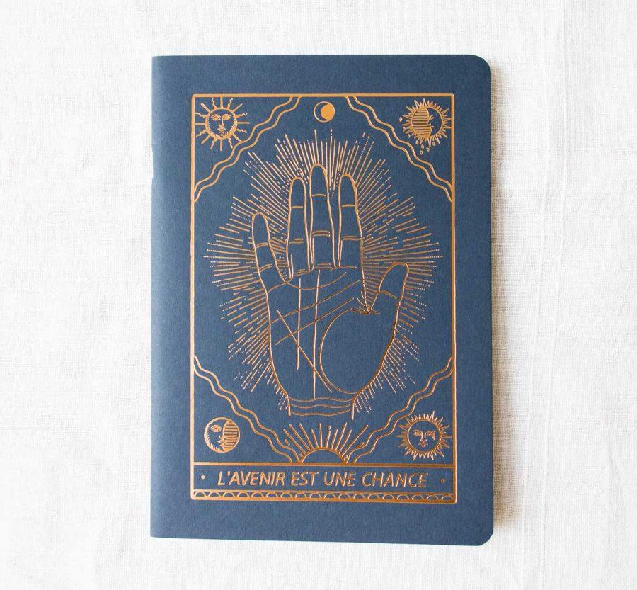 Grand cahier - Avenir Les éditions du paon - maison mathuvu