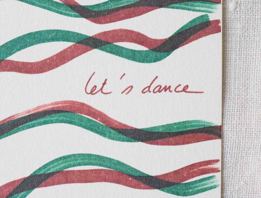 Carte - Let's dance maison mathuvu