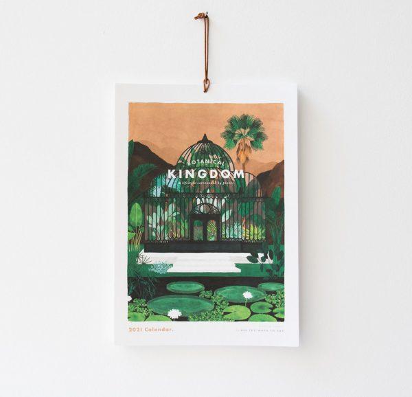 Calendrier 2021 - Kingdom All the ways to say - maison mathuvu