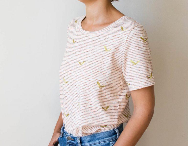 T-shirt - Nubryn Nümph - maison mathuvu
