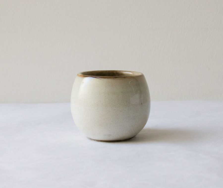 Coquetier - Amera blanc Lene bjerre - maison mathuvu