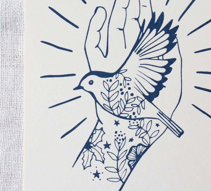 Carte - Peace Rugiada Petrelli - maison mathuvu