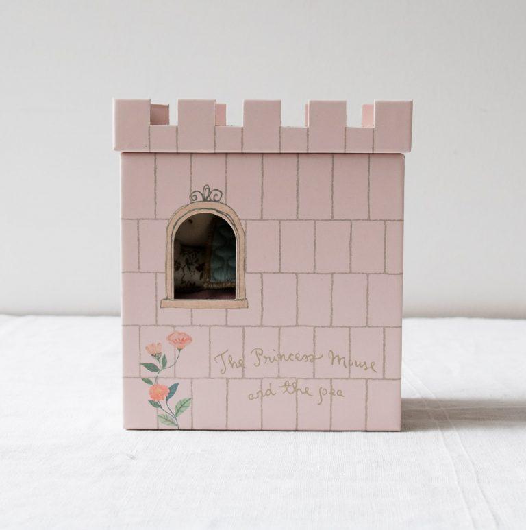Princesse au petit pois Maileg - maison mathuvu
